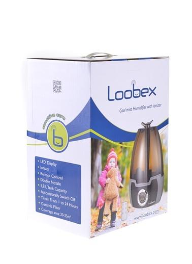 Loobex Dijital Uzaktan Kumandalı Buhar Makinesi - Nemlendirici-Loobex